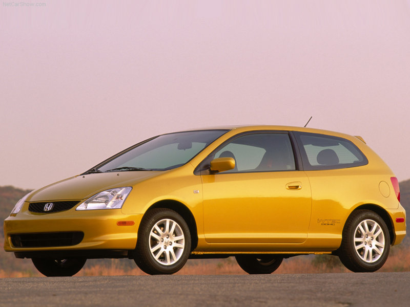 2002-2005 Civic SI