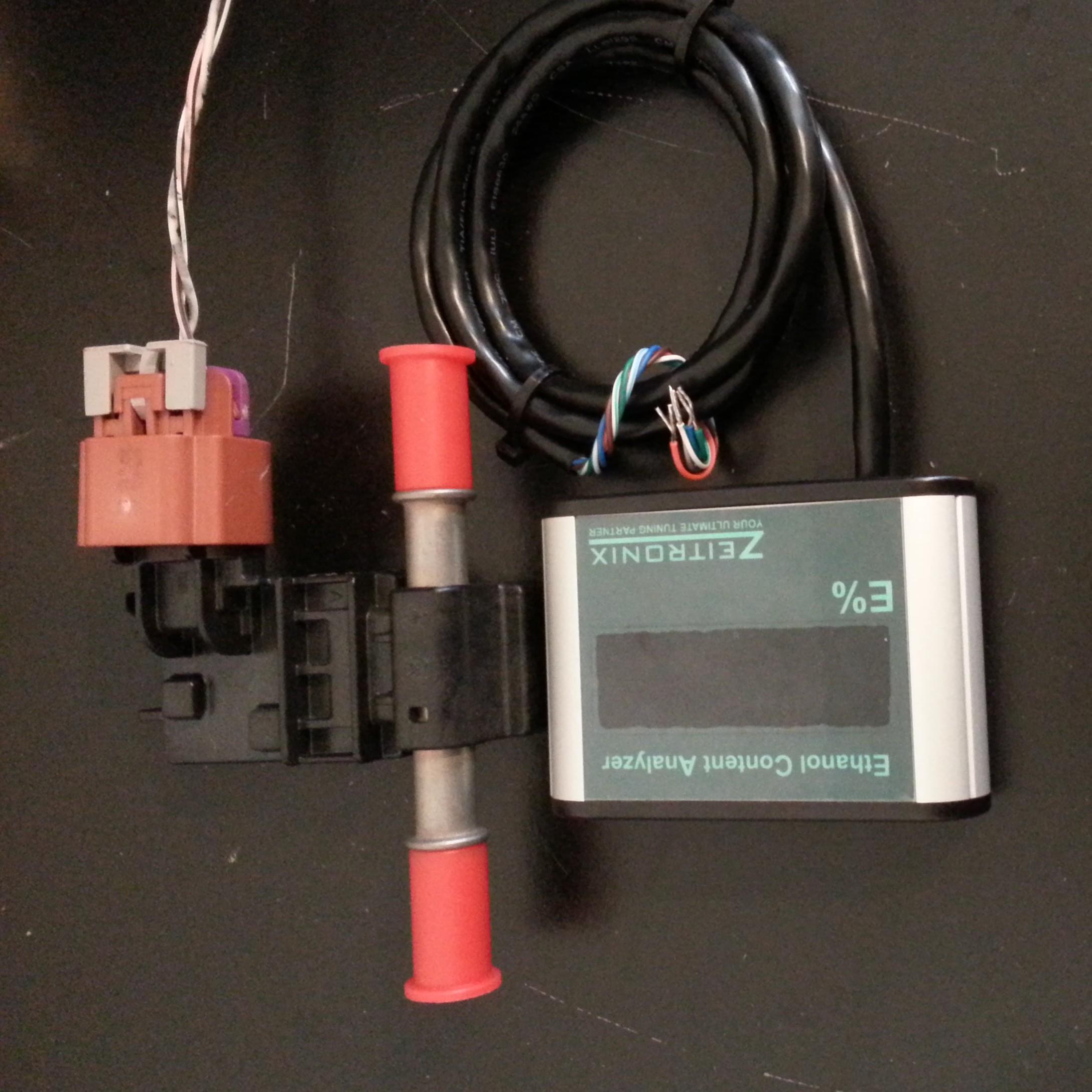 Flex Fuel E85 sensor
