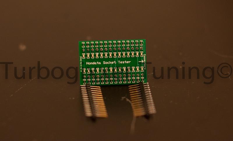 ECU Socket Tester