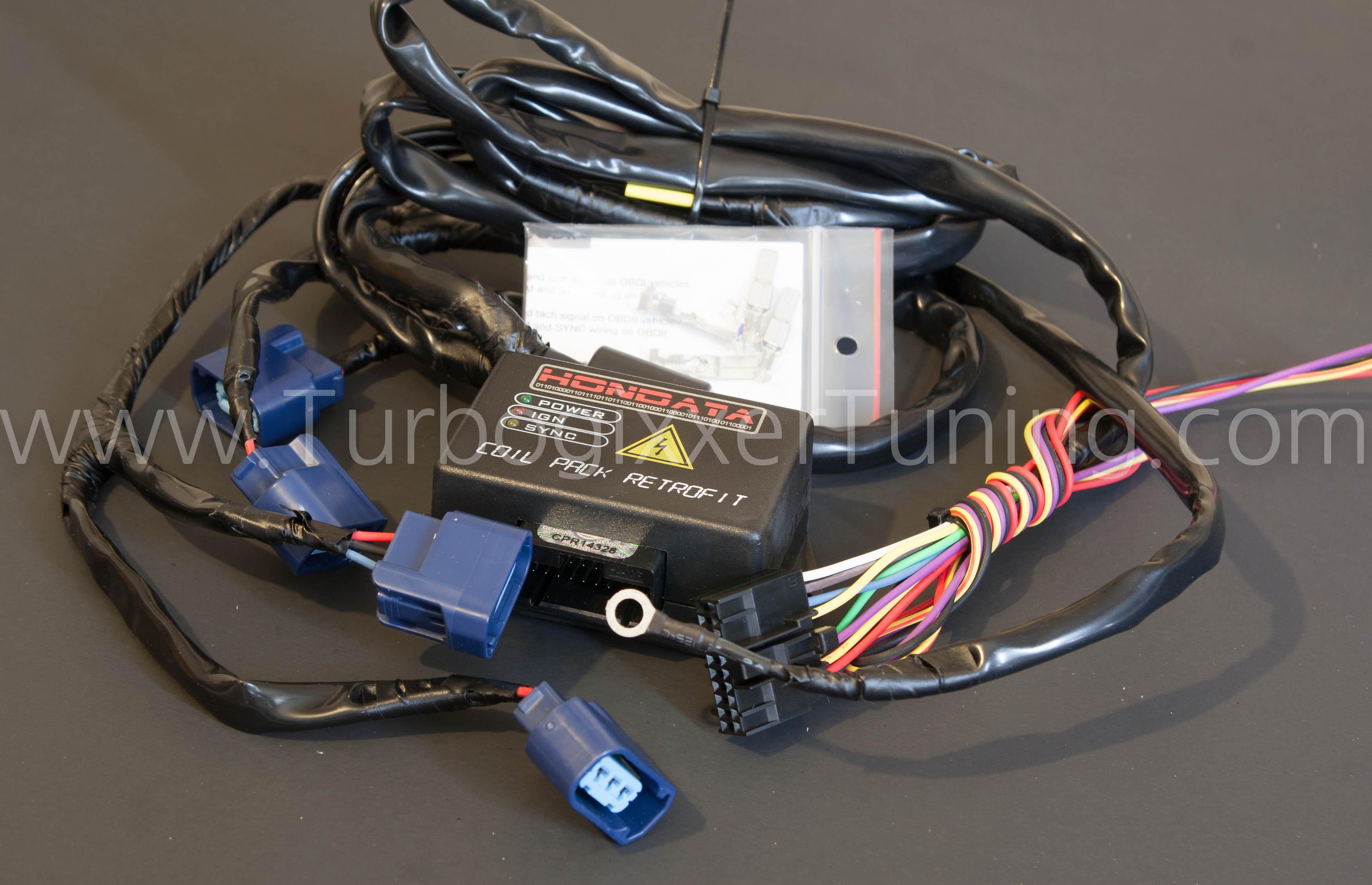 Turbogixxer Tuning    Hondata    Hondata Coil Pack